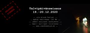 Talvipäivänseisaus 2020 @ Suomi | Tampere | Pirkanmaa | Suomi