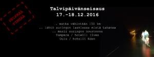 Talvipäivänseisaus 2016 @ Hotelli Ilves | Tampere | Pirkanmaa | Suomi